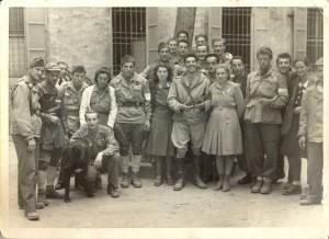 gruppo partigiano Brigata Italia